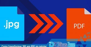 como converter jpg em pdf no celular