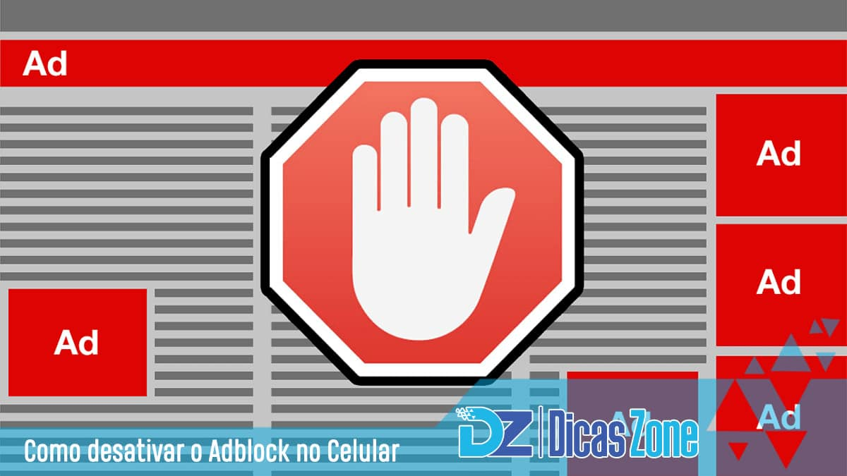 como desativar o adblock no android