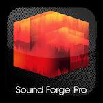 Gravador de áudio Sound Forge Pro